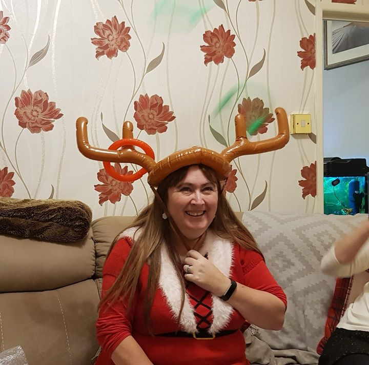 Christmas antics!