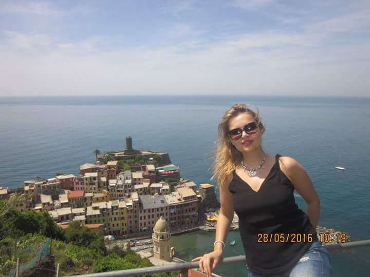 Cinque Terre Italy... Just walking around..