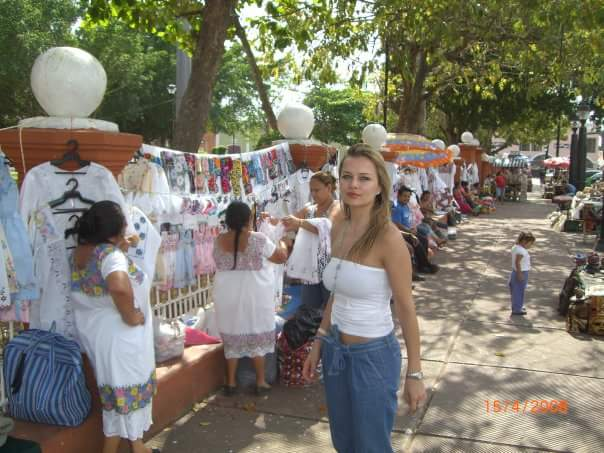 10 years ago Mexico happy times