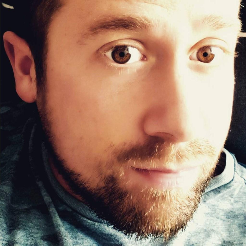 Op leave beard.