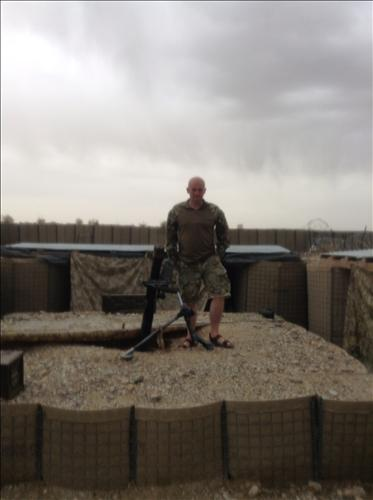 Me in Helmand