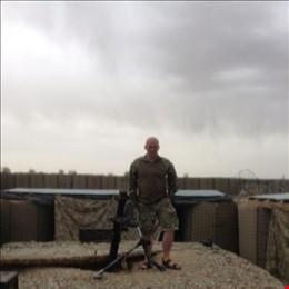 Me in Helmand