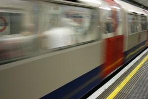 Men take own seats to the Tube