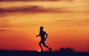H4H fundraiser runs weighed-down half marathon