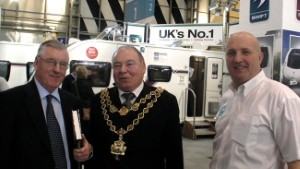 Prankster fools people into believing he is Mayor of Stafford