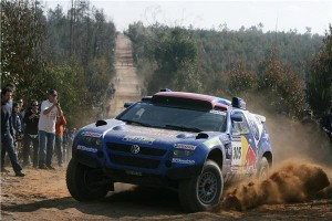 Gary Le Coadou wins London Rally for Heroes