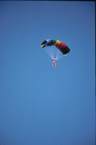 Teenage skydiver to raise funds for Help for Heroes