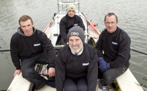Rowers crossing the Atlantic for Help for Heroes