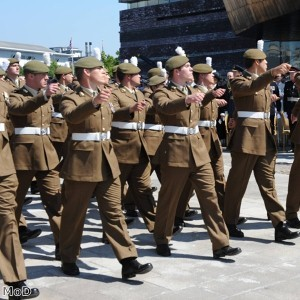 Armed Forces Day to take place in Guildford