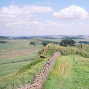 Autistic kids walk Hadrian's Wall for H4H