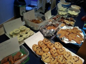 Veterans get baking for charity
