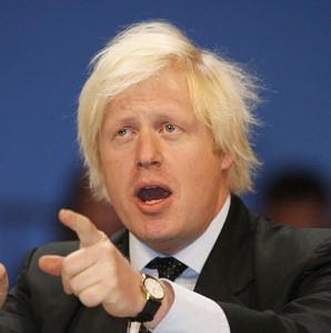 Boris Johnson lends support to hero troops