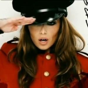 Cheryl Cole meets troops in Afghanistan