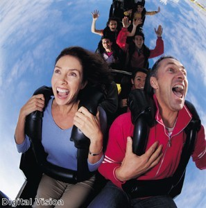 Could you handle the world's tallest rollercoaster?