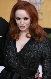 Curvy Christina Hendricks sparks boob job increase