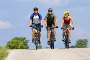 Cycling challenge raises £3k for charities