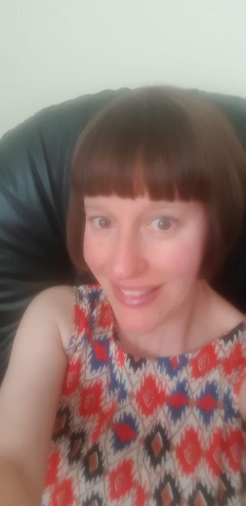 June 2018 back to short hair again :)