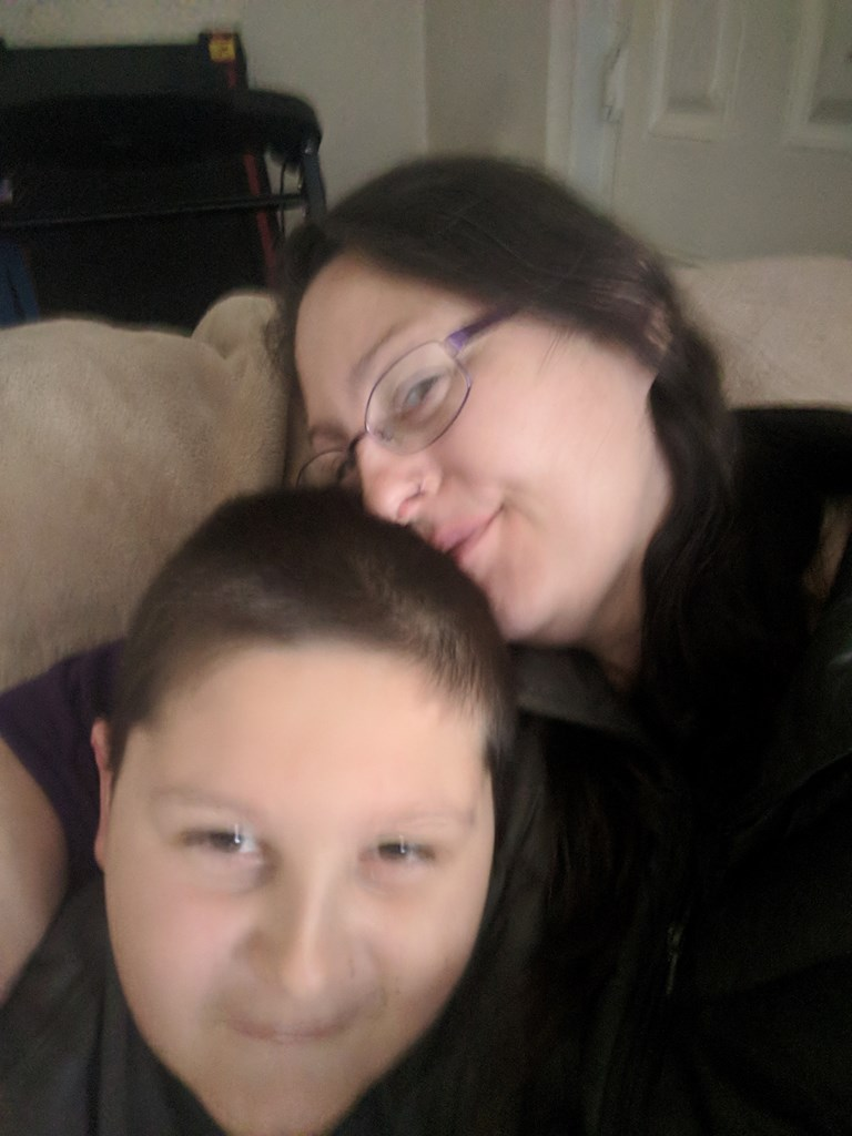 Me and my little  man, my no1 boy!!