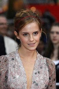 Emma Watson: US men are much more forward