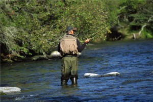 Fishing For Forces helps soldiers to unwind