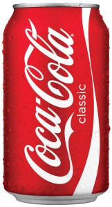 Got a sore stomach? Then drink some Coca-Cola!