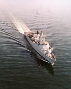 HMS Bulwark returns to Navy fleet