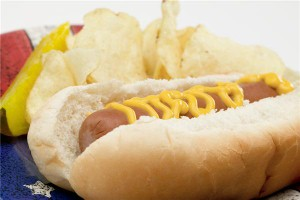 Hungry? Why not try a 1.4 kg hot dog