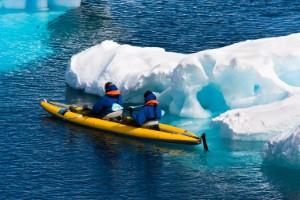 Pilgrim Bandits confirms injured veterans kayaking to Greenland