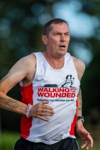 Father of 8 taking on 837-mile run for military charity