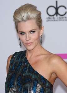 "Jenny McCarthy is looking for ""man's man"""