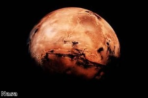 Life on Mars? Rover suggests there may be after all