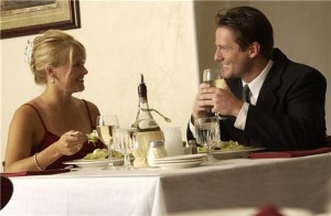 Men 'need to be on best behaviour' on first dates