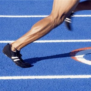 Men 'perform better in correct footwear'