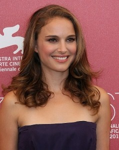 Natalie Portman 'bares all' for new perfume campaign