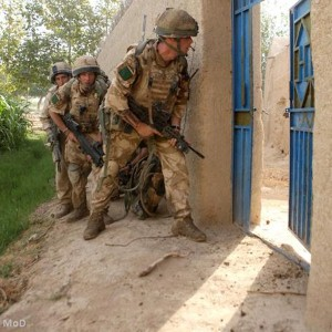 Night vision 'helping troops in Afghanistan'