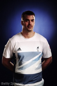 Paralympics British armed forces hero - Charlie Walker