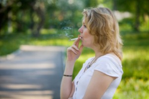 People should give up smoking if they want to find love