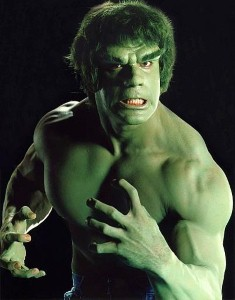 Permanent paint leaves man looking like the Hulk