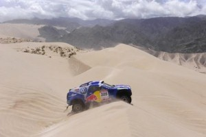 Race2Recovery team prepare for Dakar Rally