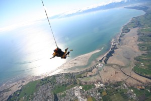 Retired soldier to do charity skydive on 77th birthday
