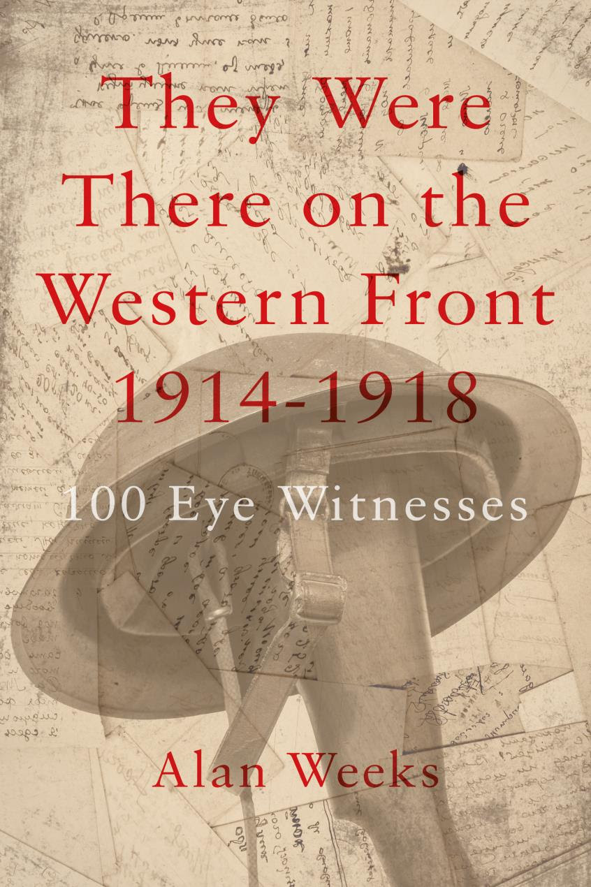 New book launched with personal letters and memoirs from the Western Front