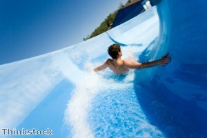Travel company advertises job as water slide tester
