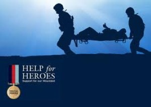 Help for Heroes event raises more than £800