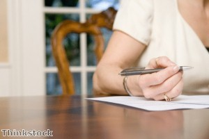 Why write to a soldier?